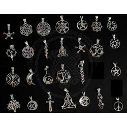 chakra pendants