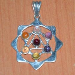 Yantra Chakra Pendant