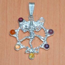 Natraj Chakra Pendant