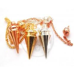 Metal Cone Pendulums