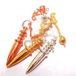 Egyptian Metal Pendulums