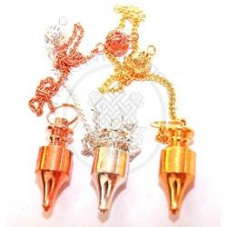 Drop Brass Pendulums