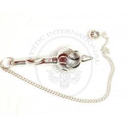 Silver Brass Pendulums