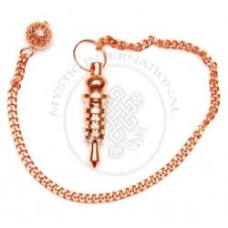 Small Isis Pendulum Copper