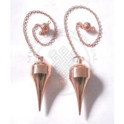 Copper Plane Pendulums