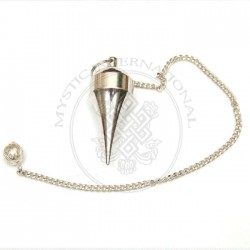 Silver Plated Plane Metal Pendulums
