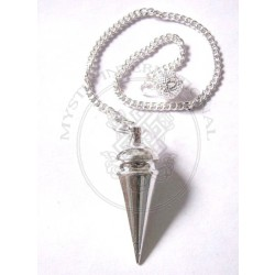 Egyptian Carved Metal Pendulums