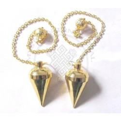 Brass Drop Pendulums