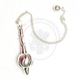 Silver Gada Metal Pendulums