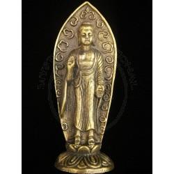 buddha blessing statue cum pendant