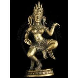 Dancing Tara statue cum pendant