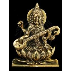 saraswati pendant
