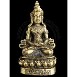 Avalokitaswara statue cum pendant