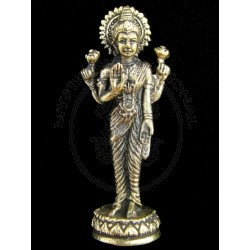 lakshmi statue cum pendant
