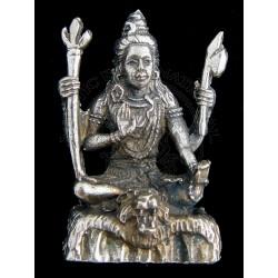 shiva statue cum pendant