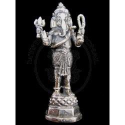 four armed ganesha statue cum pendant