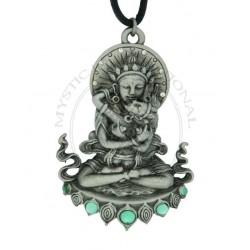 Sex Buddha Pendant