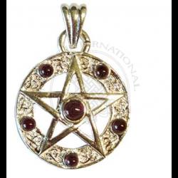 Celtic pentagram Pendant