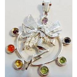 Fairy Chakra Pendant