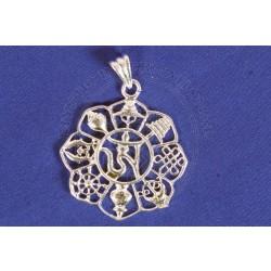 Auspicious Symbol Pendant