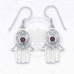 Hamsa (fatima) Earrings