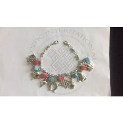 Buddhist Auspicious Symbol Bracelet