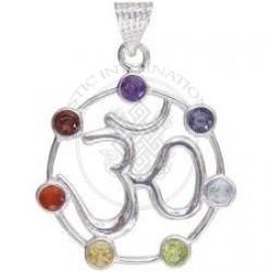 Om Chakra Pendant