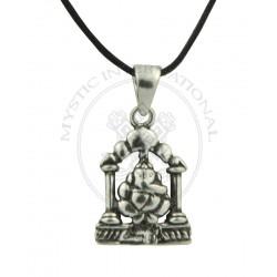 Small Ganesha Pendant