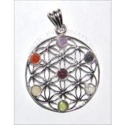 Mandala & flower of life Pendants