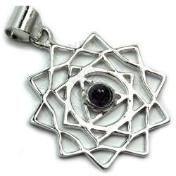 celtic chakra pendant