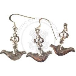 khurpa pendant set