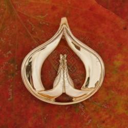 Mudra and Yoga Pendant