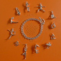 Mudra and Yoga Bracelet
